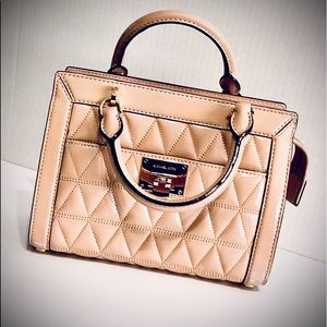 Michael Michael Kors Vivianne Quilted Leather Bag